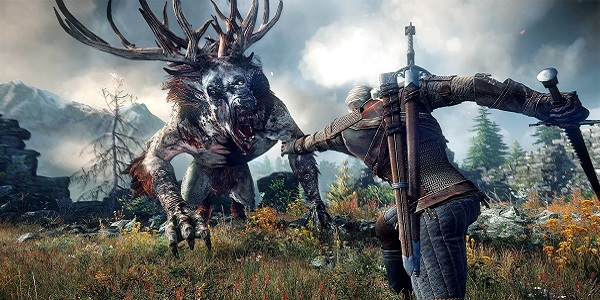 Watch The Witcher 3's Brutal Intro Cinematic