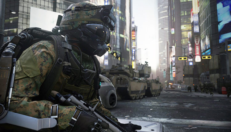 Call of Duty: Advanced Warfare System Requirements Recommended and Minimum