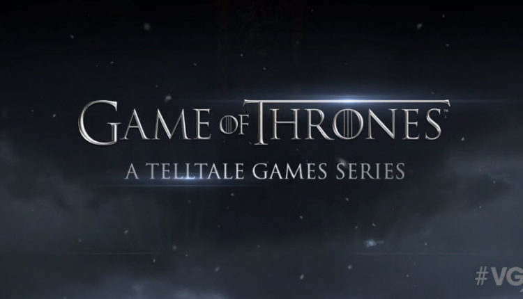 Telltale's Game of Thrones to launch this year
