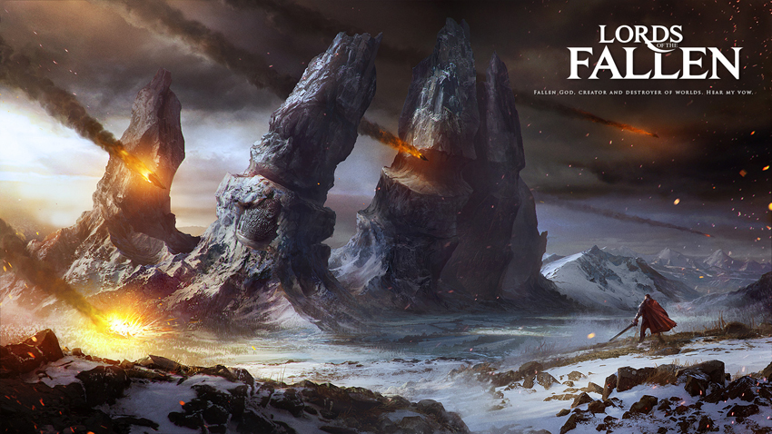 Lords Of The Fallen Fe...