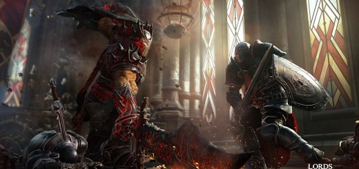 lords of the fallen errors