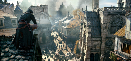 Assassin's Creed Unity Errors