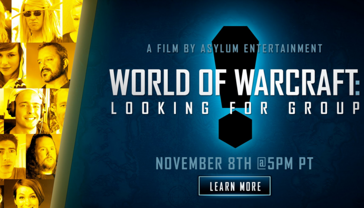 Watch the new World of Warcraft Documentary