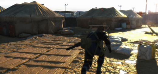 Metal Gear Solid V Ground Zeroes Errors