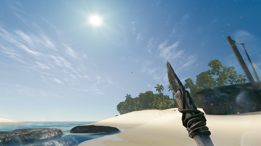 How to Craft and Build in Stranded Deep