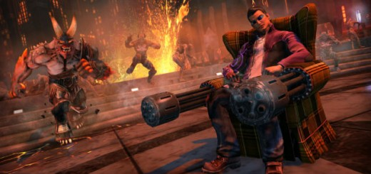 Saints Row Gat out of Hell Errors