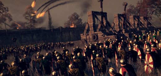 Total War ATTILA Errors