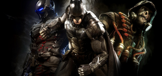 Batman Arkham Knight Errors