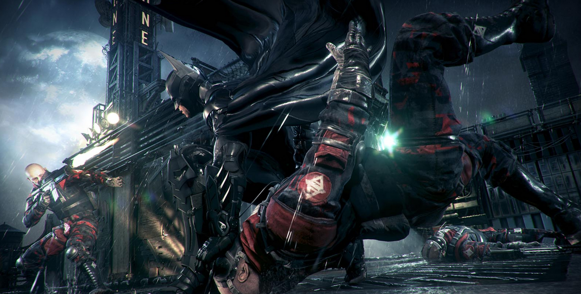 Batman Arkham Knight New PC Patch