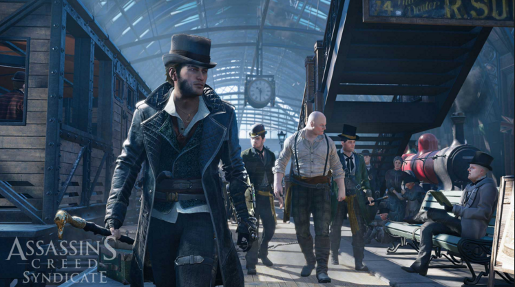 Assassin's Creed Syndicate Crash