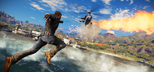Just Cause 3 Errors