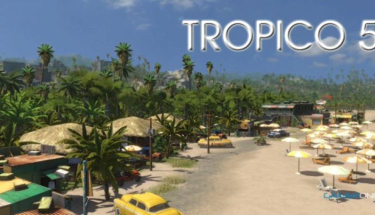 Tropico 5 Coming to Xbox 360 in November and for PS4 in 2015
