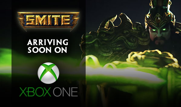Smite Closed Beta for Xbox One in Early 2015