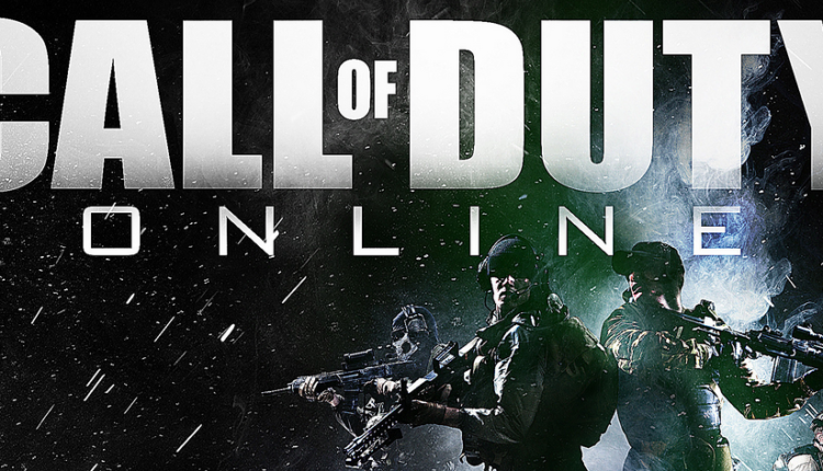 Call of Duty Online Beta Launching Early Next Year
