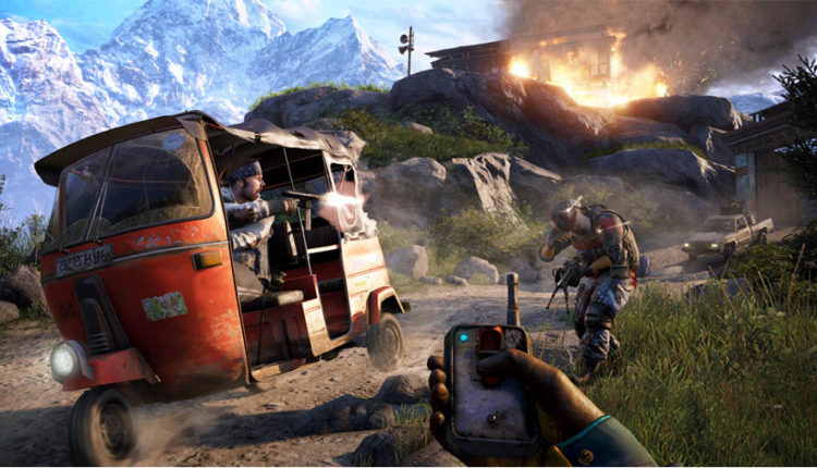Details About Far Cry 4 Before Launch