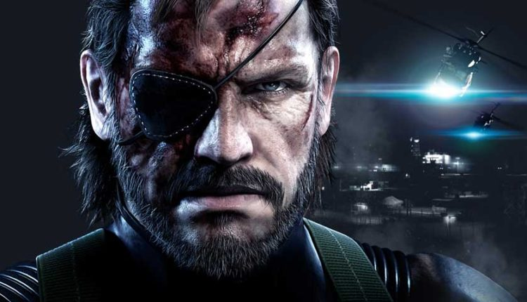 Metal Gear Solid 5: Ground Zeroes New Patch for PC