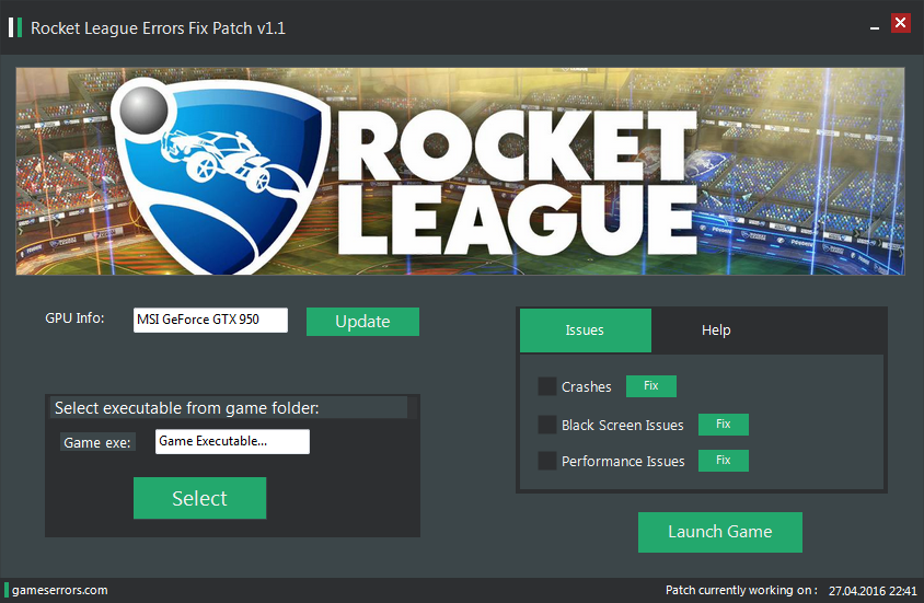 Rocket League Steamworks Fix Update Installer - pastmaine
