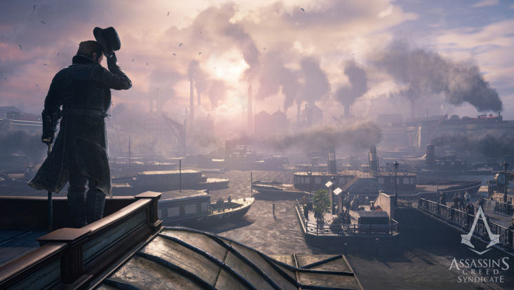 How to Fix Assassin's Creed Syndicate Darwin and Dickens Error