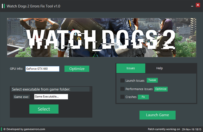 Watch Dogs  Download Free Gtx