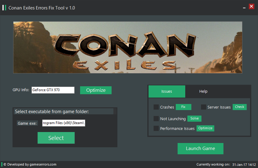 Conan exiles dedicated server xbox one s